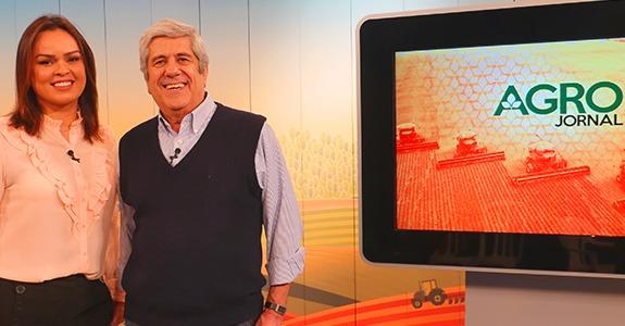 SBT  lança telejornal voltado para o agronegócio