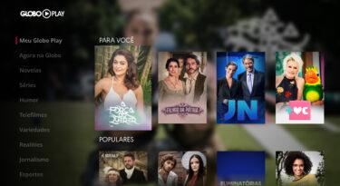 Globo Play chega à Apple TV