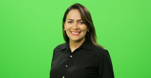 Fortes Tecnologia anuncia Fernanda Rocha