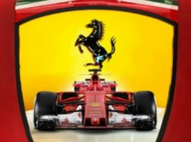 Com Ferrari, Santander promove volta ao mundo