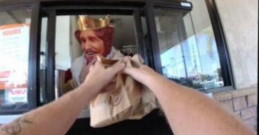 Burger King no Spectacles é boa notícia para a Snap