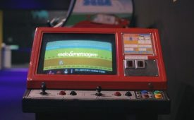 Expo traz passado e futuro do videogame