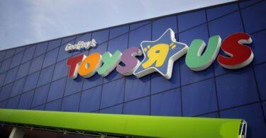Quem provocou a falência da Toys R Us foi a Amazon?