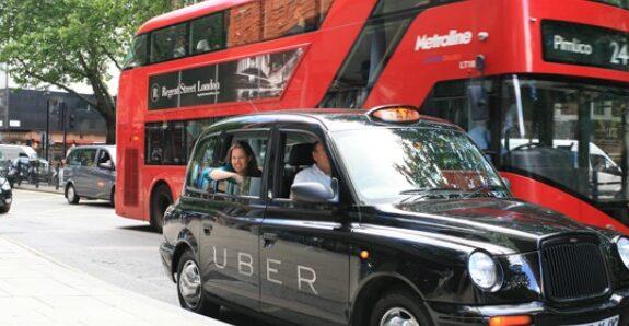 Londres vai suspender alvará do Uber
