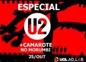 Especial U2 no UOL!