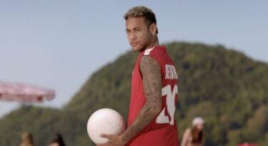 Neymar Jr. protagoniza campanha da Proibida