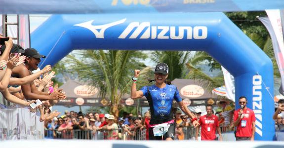 Mizuno renova patrocínio com Ironman Brasil