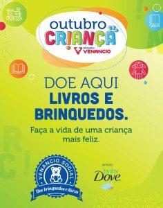 f398f37bf Campanhas para o Dia das Crianças pedem doação e inclusão – Meio ...