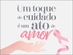 Um toque de cuidado é um ato de amor