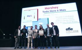 Effie premia universitários