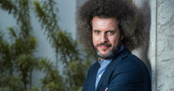 """""""Hugo Rodrigues é um unicórnio"""""""
