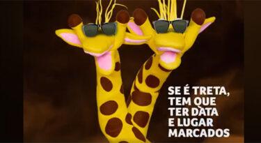 """Giraffas entra na """"guerra"""" e oferece fritas de graça"""