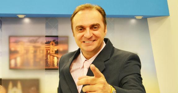 Rede Massa contrata Rogério Forcolen como apresentador