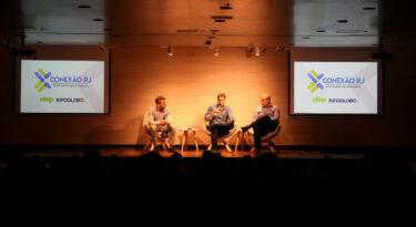 Conexão RJ promove debate sobre futuro da comunicação
