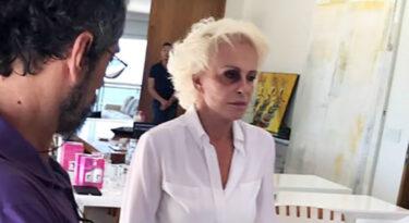 Ana Maria Braga estrela ação de violência contra a mulher