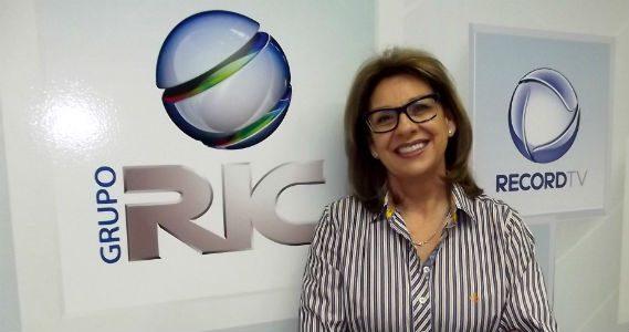 RICTV apresenta diretora executiva
