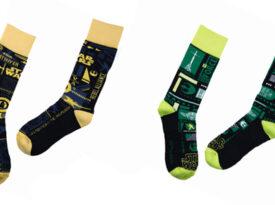 Lupo lança meias inspiradas em Harry Potter e Star Wars