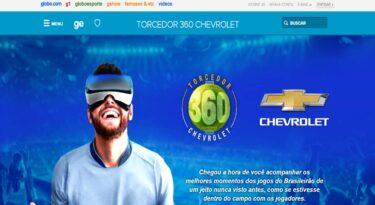 VR é Pop. Tá na Globo.