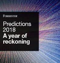 Previsões Forrester 2018