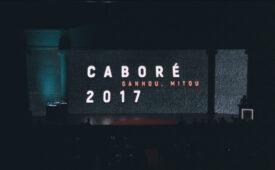 Caboré 2017: no palco, a emoção dos eleitos