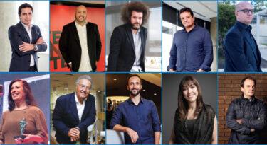 Os dez profissionais de comunicação de 2017