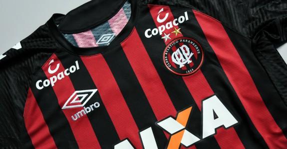 Copacol é a nova patrocinadora do Atlético Paranaense