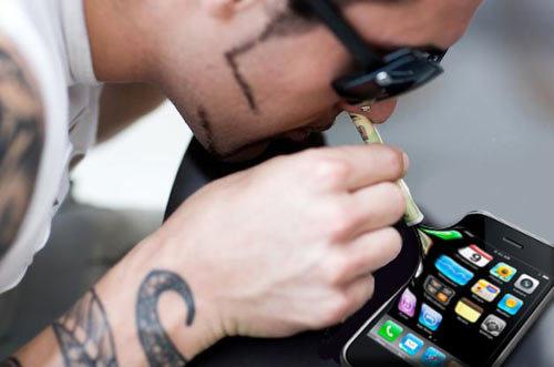 Digital é droga?