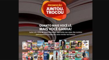 Editoras de revistas se unem em campanha promocional