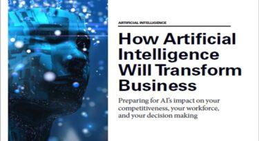 Estudo do MIT: como a Inteligência Artificial vai transformar os negócios