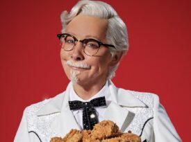 KFC escolhe uma mulher para interpretar seu fundador