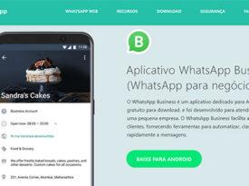 WhatsApp Business chega ao Brasil