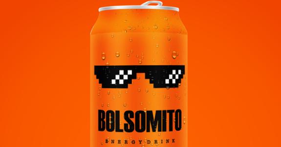 Quem está por trás do Bolsomito Energy Drink?