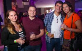 Otima reúne profissionais no show Fuerza Bruta