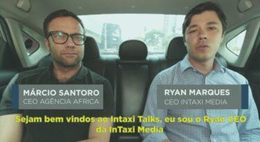 Marcio Santoro é entrevistado em novo projeto da InTaxi