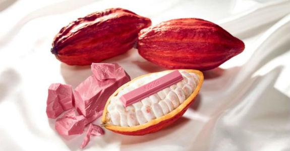 Nestlé lança o KitKat cor-de-rosa