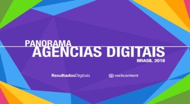 Panorama das Agências Digitais do Brasil
