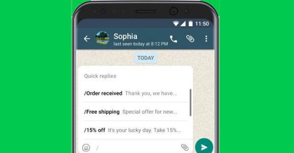 Perguntas e respostas sobre o WhatsApp Business