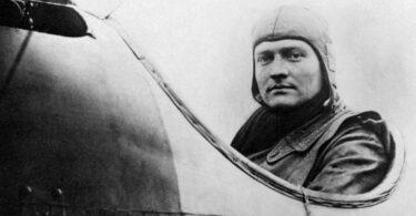 Inovação, contexto e um aviador alemão