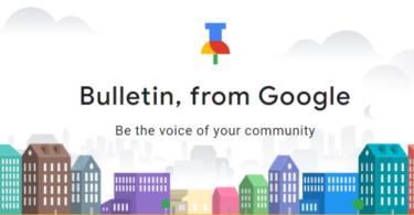 Google Bulletin x Mídia Local
