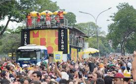 Licitação do Carnaval de rua de SP não tem interessados