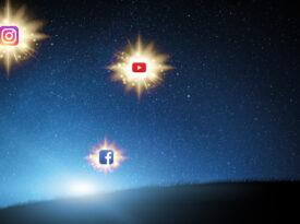 Instagram e YouTube são as estrelas da hora para as marcas