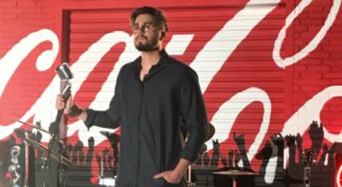 Coca-Cola Shoes entra no ritmo de Luan Santana