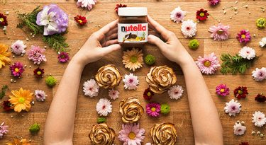 O feriado internacional da Nutella