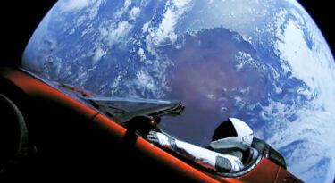 O carro espacial da Tesla nos trends desta quinta-feira 8/2
