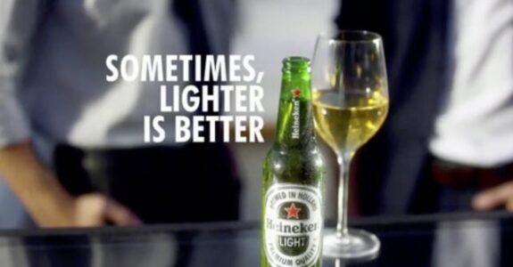 Heineken tira comercial acusado de racismo do ar