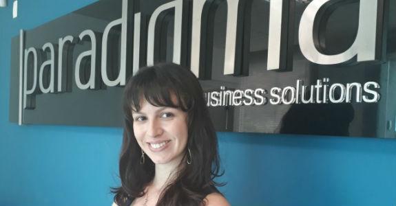 Paradigma Business Solutions contrata Laís Ferreira