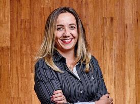 Grey concentra comando em Marcia Esteves