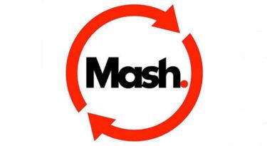 Mash apaga conteúdo das redes sociais