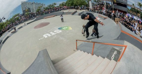 CBSk e Rio de Negócios lançam plataforma de skate