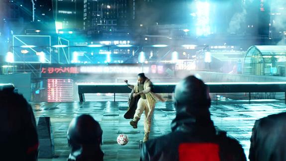 Com Ronaldinho, Heineken promove Liga dos Campeões